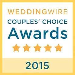 Wedding Wire - Couples Choice Awards 2015