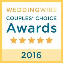 Wedding Wire - Couples Choice Awards 2016