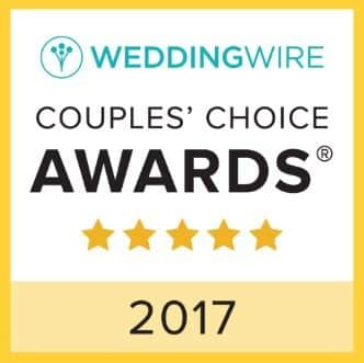 Wedding Wire - Couples Choice Awards 2017