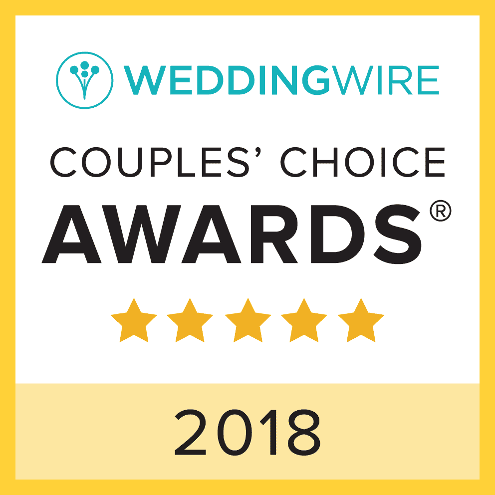 Wedding Wire - Couples Choice Awards 2018